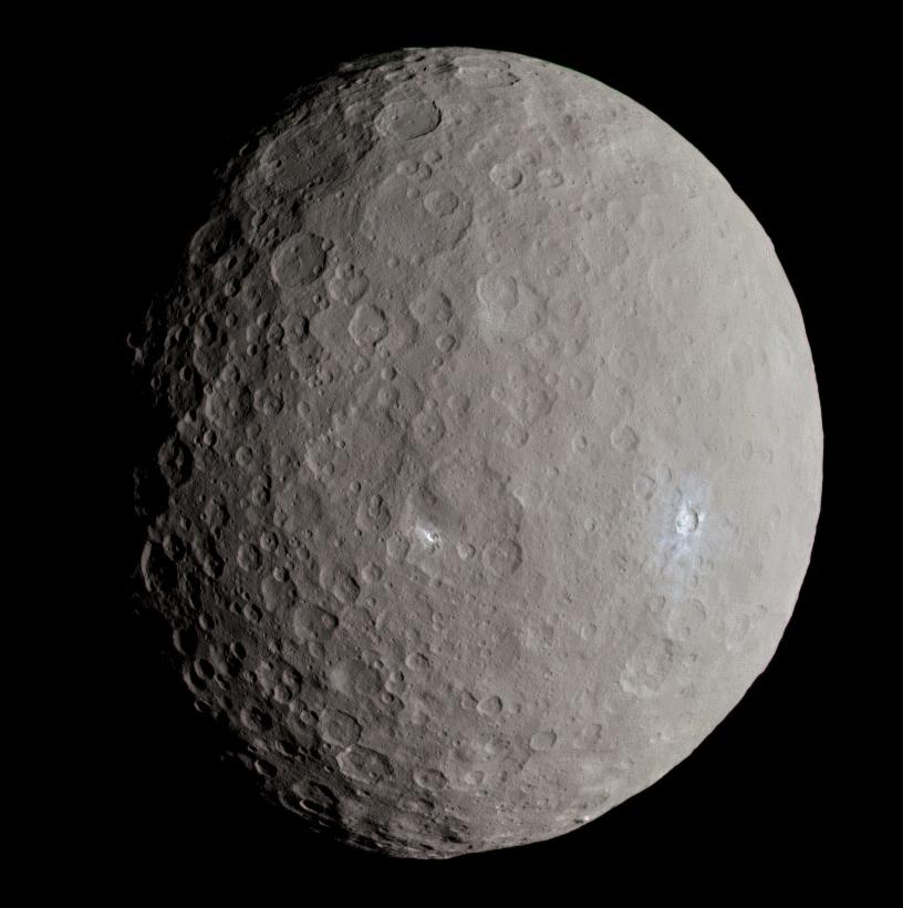 transparent asteroid belt - photo #28